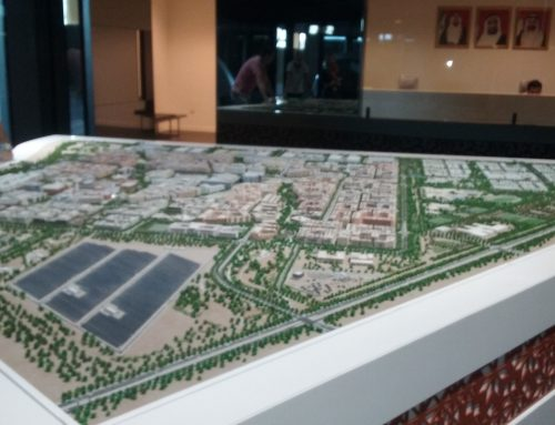 Masdar City: the world's most sustainable?