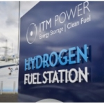 ITM Power makes significant progress in rolling out refueling stations for hydrogen cars