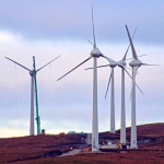 A community owned wind farm in a remote part of the Shetland Islands has more success than a nearby tidal project