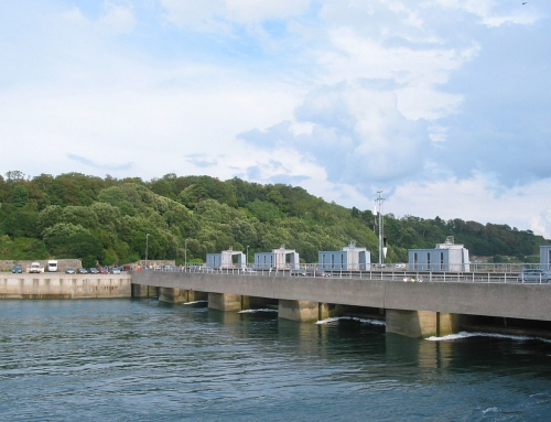 Tidal Power is a renewable resource which could transform the UK's energy mix, the question is when