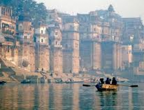 BOOK REVIEW: RIVER OF LIFE, RIVER OF DEATH: The Ganges and India's future. Published by the OUP 2017 price £20