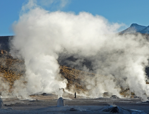 Geothermal I: Renewable energy from within the earth
