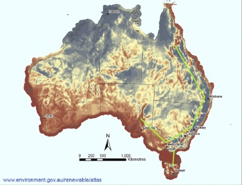 How to convert Australia to 100 per cent renewable electricity