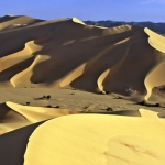 Wind and solar power can green the desert