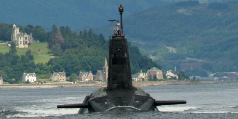 UK nuclear industry has a sinking feeling