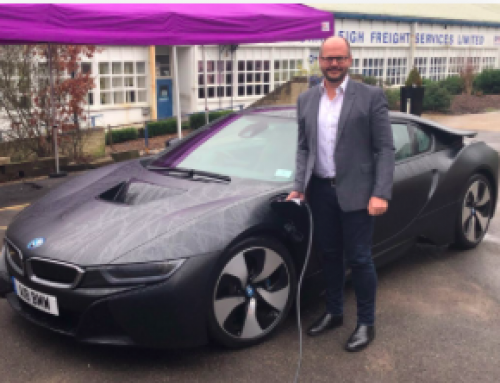 AFC Energy demonstrates the first fuel cell driven charger for electrical vehicles