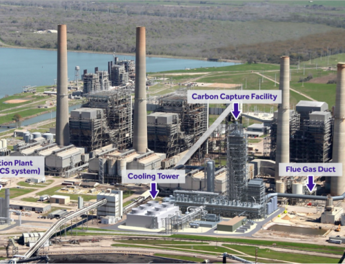 Why has Carbon Capture Usage and Storage been so slow to take off?
