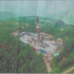 Shale gas development in China is moving ahead in difficult conditions