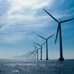 For offshore wind turbines size matters