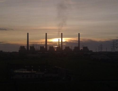 Coal-burning generators could swallow vital water