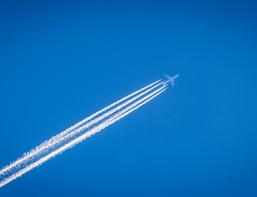 De-carbonisation and Air Travel