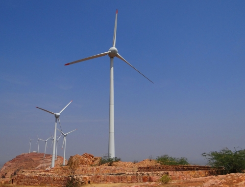 Suzlon's difficulties reflect problems with competitive bidding for Indian wind projects