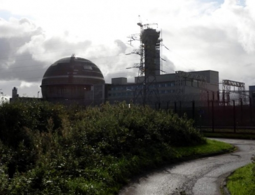 UK's plutonium stockpile is an embarrassing risk