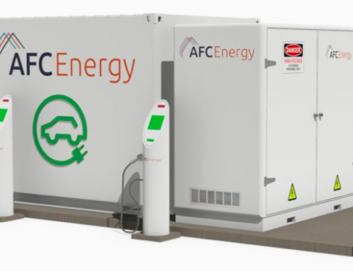 AFC Energy finds partners for its EV charger