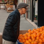 Eat an orange and save an old lithium-ion batter