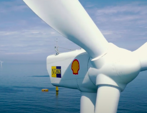 Climate Change and the big battalions: Shell