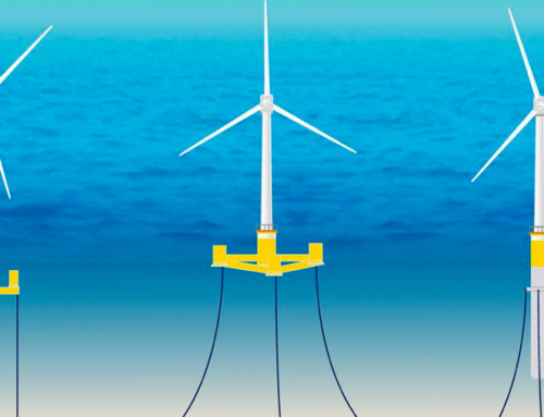 Floating wind turbines set to take off