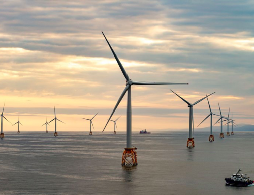 SSE is almost the only UK company operating UK's offshore wind farms