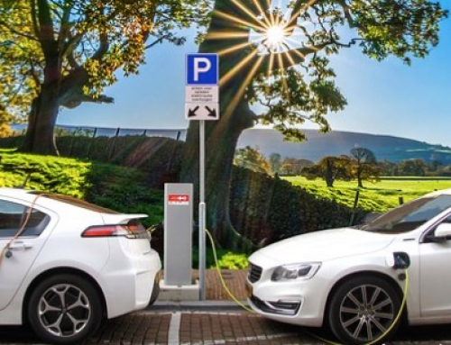 The Prime Minister, Emissions and Electric cars.