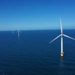 Floating Windfarms