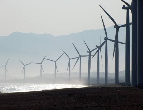 Offshore wind farms could become more efficient because of new technology that is emerging
